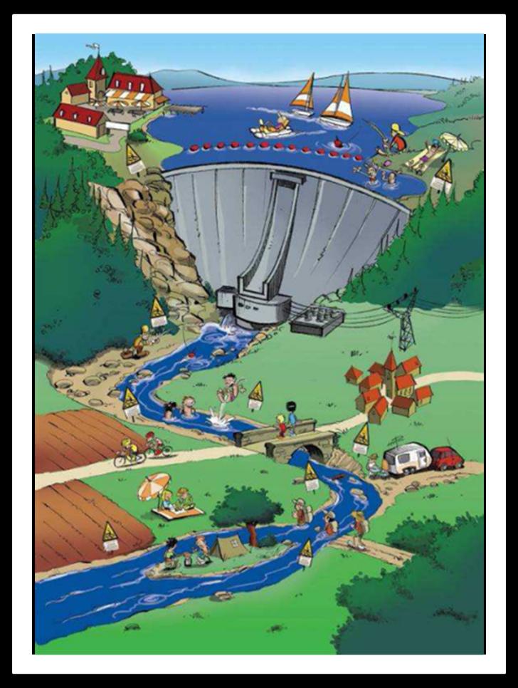 Poster : Danger ou sécurité ?