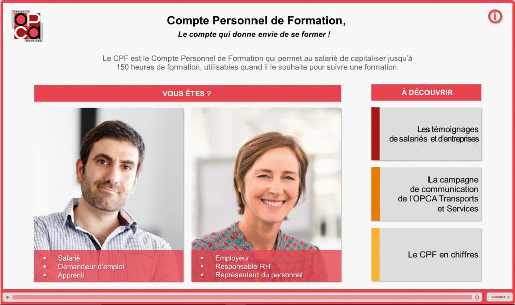 CPF - COMPTE PERSONNEL DE FORMATION - OPCA TS- LA MANANE AGENCE DE COMMUNICATION PEDAGOGIQUE CROSSMEDIA