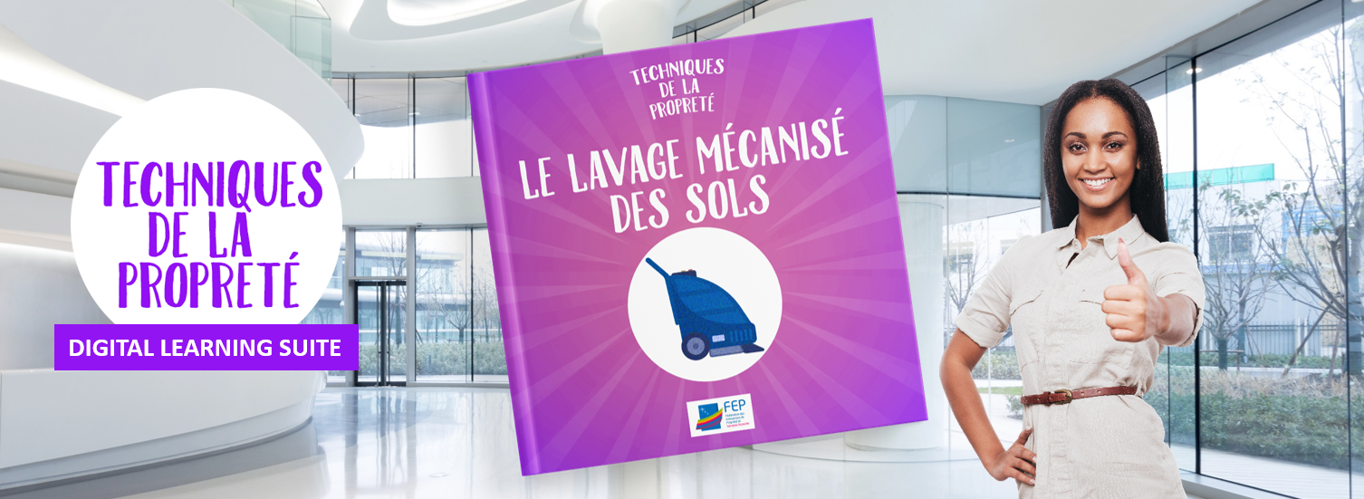 DIGITAL LEARNING SUITE-LAVAGE MECANISE DES SOLS- LA MANANE, AGENCE DE COMMUNICATION PEDAGOGIQUE CROSSMEDIA