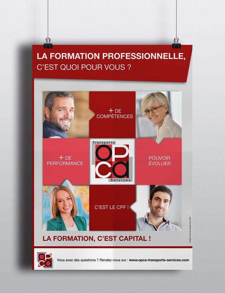 Affiche_CPF2 - La Manane, agence de communication pédagogique crossmedia