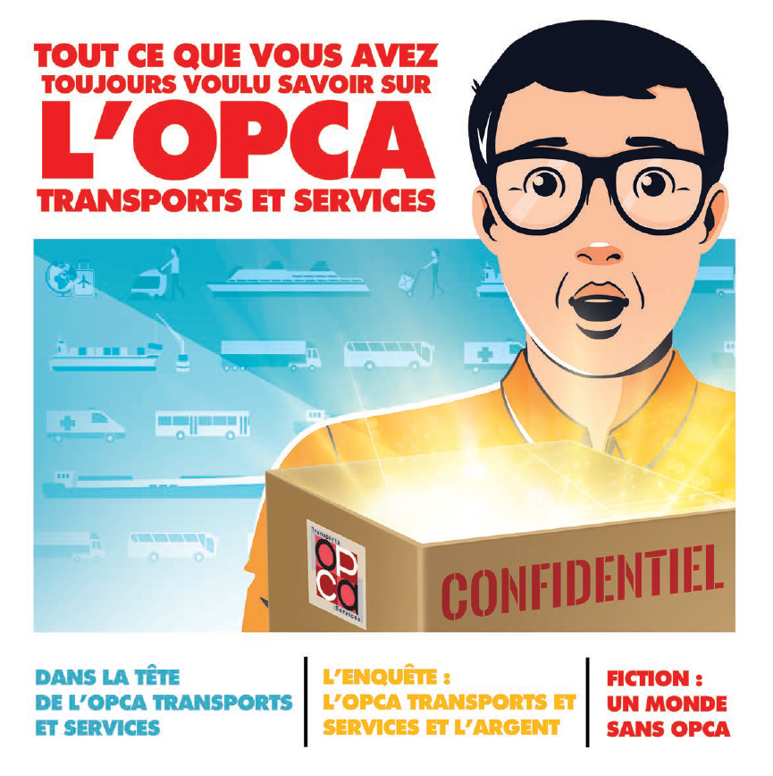 la-revue-de-lOPCA-TS-couverture-la-manane-agence-de-communication-pédagogique-crossmedia