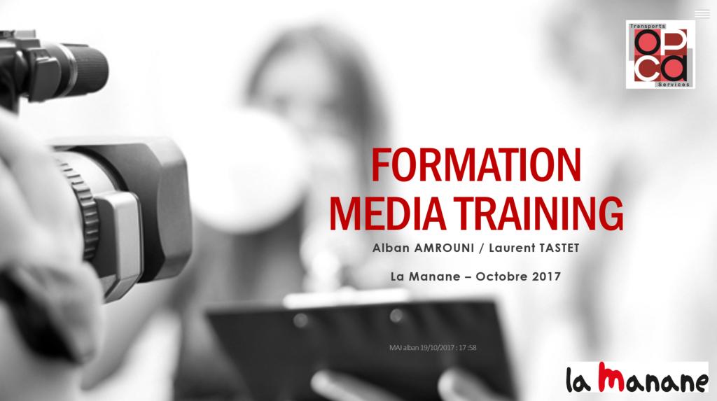 mediatraining - la manane, agence de communication pédagogique crossmedia