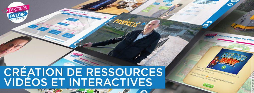 FEP_parcours_avenir_ressources_videos_et_interactives - la_manane_agence de communication pedagogique crossmedia