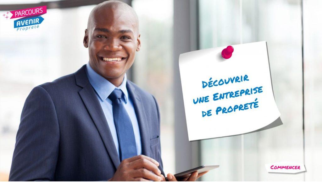 parcours avenir proprete - découvrir une entreprise de propreté - la manane, agence de communication pédagogique crosssmedia