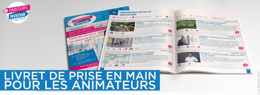 parcours_avenir_livret - la_manane_agence de communication pedagogique crossmedia