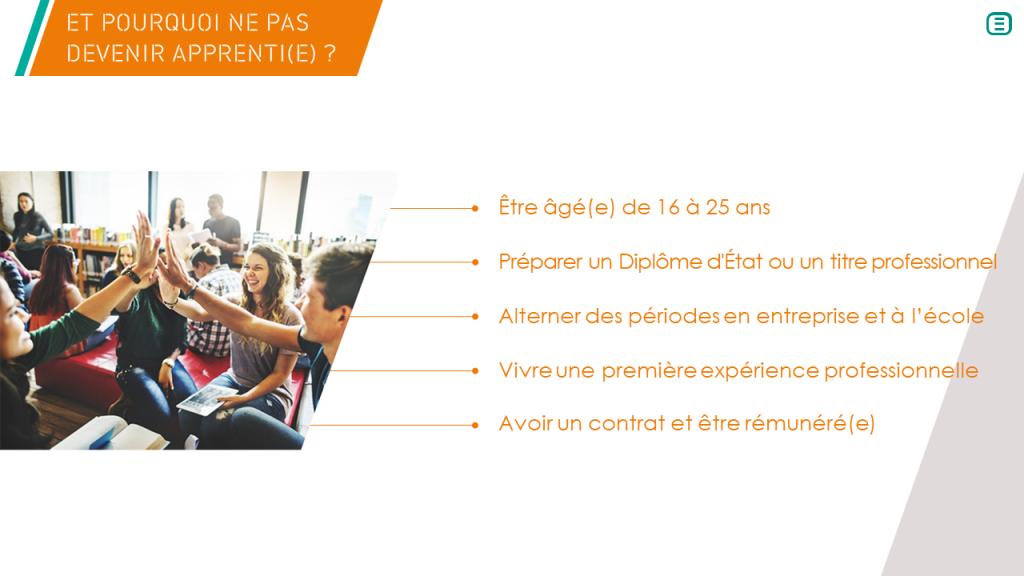 Devenir apprenti - La Manane, agence de communication pédagogique crossmedia
