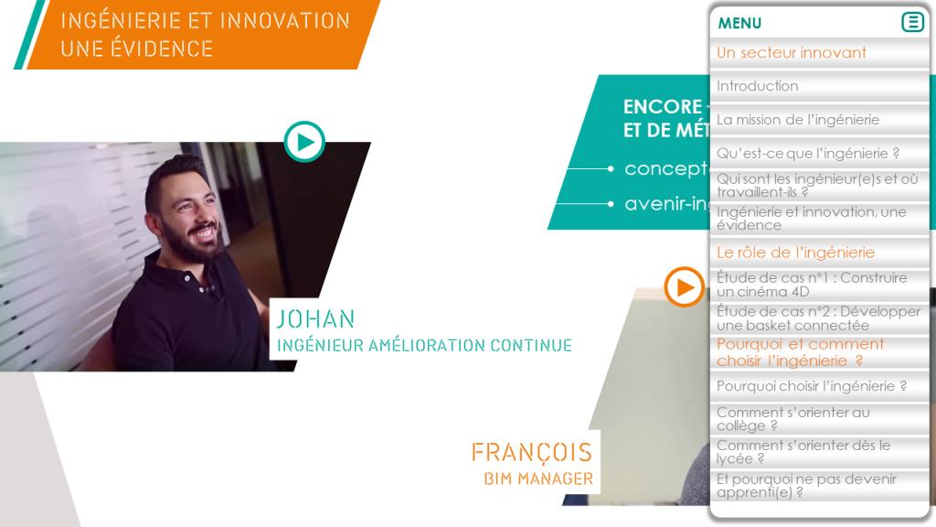 ingénierie et innovation - La Manane, agence de communication pédagogique crossmedia