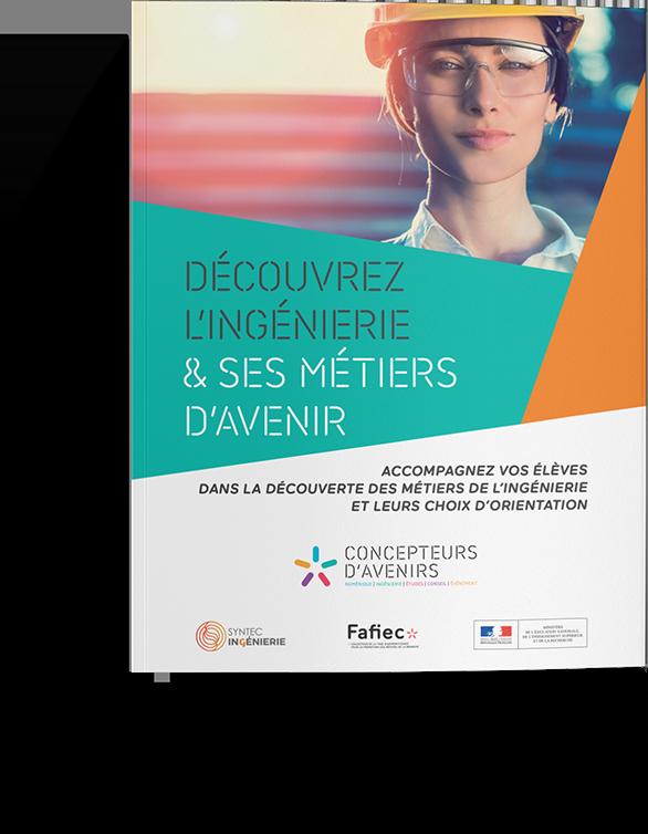 livret cover - syntec - ATTRACTIVITE DES METIERS - la manane, agence de communication pédagogique crossmedia