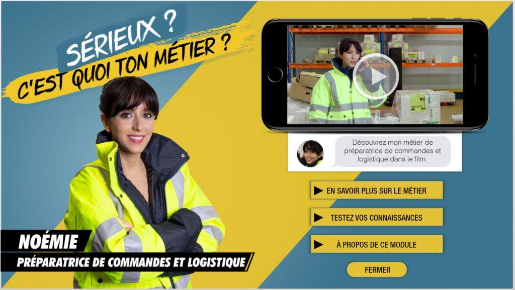 Mooc- serieux c est quoi ton métier - Luc - La Manane, agence de communication pédagogique