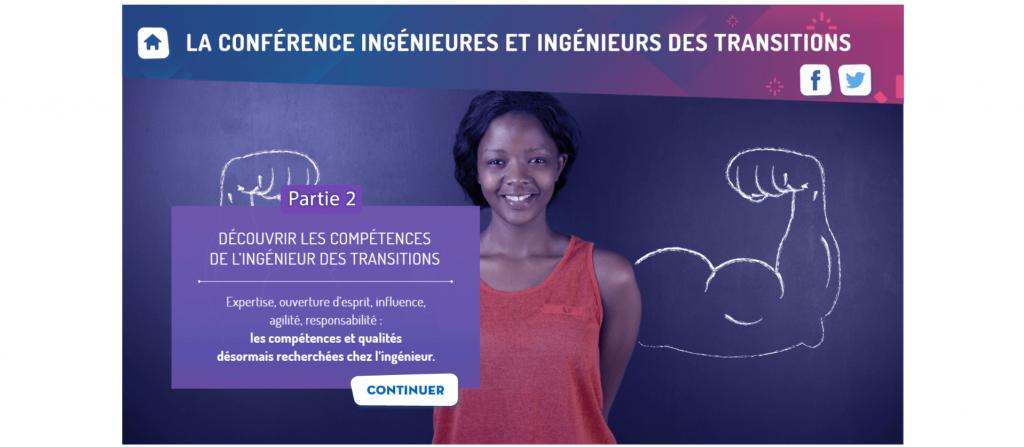 ingénieur des transition- compétences- la manane, agence de communication pédagogique crossmedia