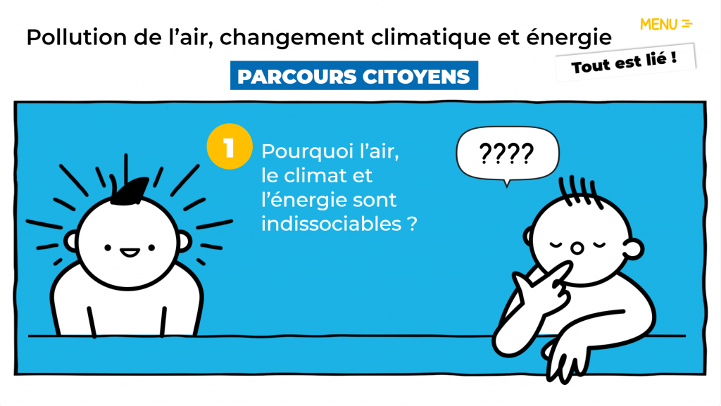 air climat - la manane communication pédagogique crossmedia