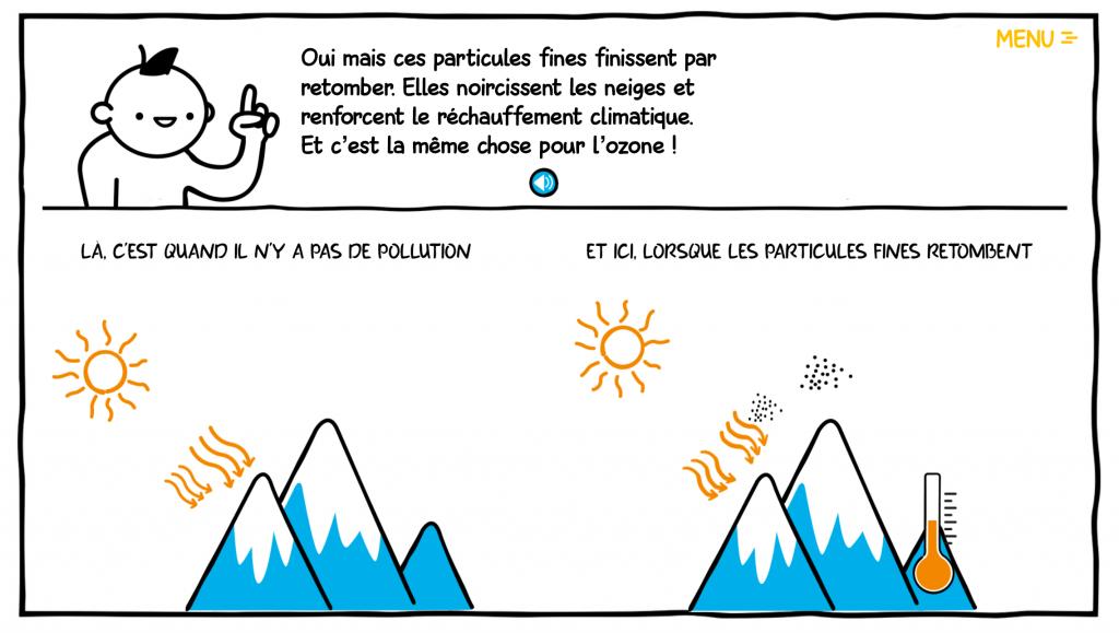 particules - la manane communication pédagogique crossmedia