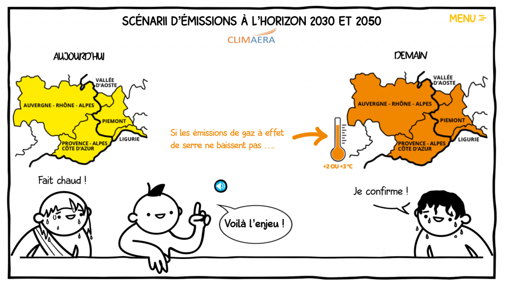 scenarii emissions - la manane communication pédagogique crossmedia